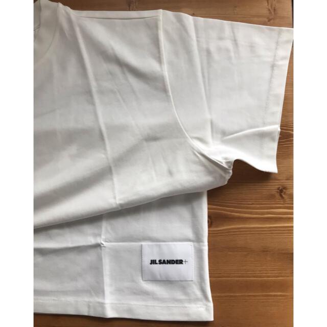 Jil Sander(ジルサンダー)のジルサンダー パックTシャツ S 新品未使用 メンズのトップス(Tシャツ/カットソー(半袖/袖なし))の商品写真