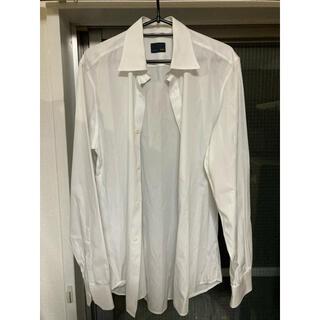 FENDI - fendi フェンデイ 白tシャツ イタリア製 40サイズ