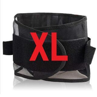 腰痛ベルト サポーター 腰痛 骨盤 トレーニング用品【XLサイズ】