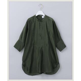 BEAUTY&YOUTH UNITED ARROWS - 6 ROKU CUPRA DRESS SHIRT シャツ