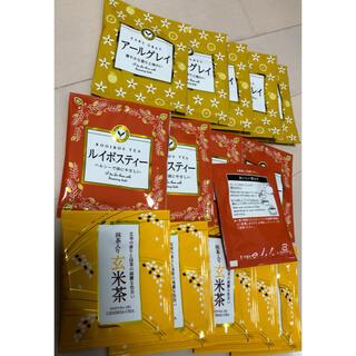 丸山園 アールグレイ ルイボスティー 玄米茶(茶)