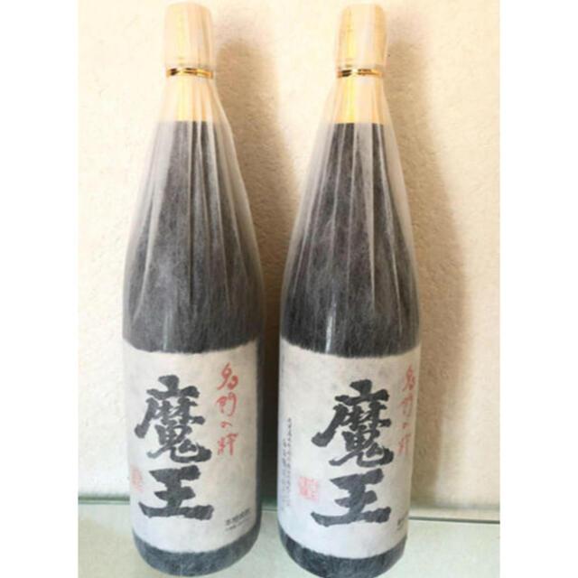 元祖幻の魔王焼酎 食品/飲料/酒の酒(焼酎)の商品写真