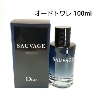 Dior - 未開封 100ml ディオールソバージュ オードパルファム