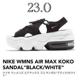 ナイキ(NIKE)のNIKE WMNS AIR MAX KOKO SANDAL 23.0(サンダル)