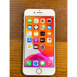 iPhone - iPhone8 64GB gold SIMフリー