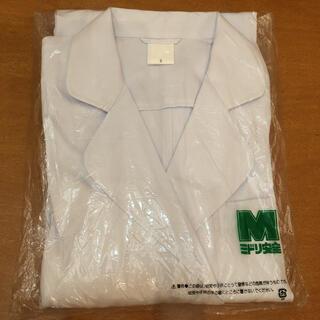 ミドリアンゼン(ミドリ安全)のミドリ安全 白衣 ドクターコート 診察衣 レディース S(その他)