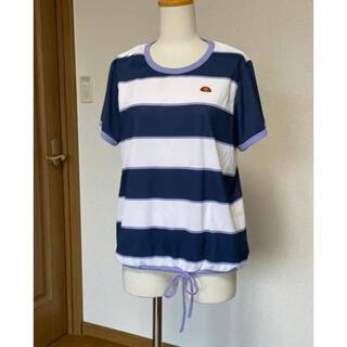 エレッセ(ellesse)のエレッセ  裾スピンドルゲームシャツ(ウェア)