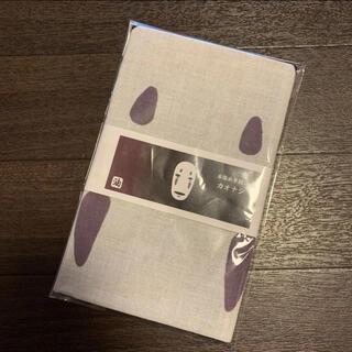 ジブリ/千と千尋の神隠し/カオナシ/本染め手拭い/手ぬぐい