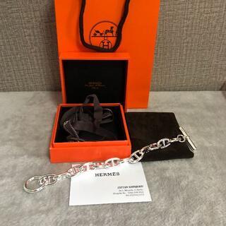 Hermes - エルメス シェーヌダンクル Hermès ブレスレット 12コマ