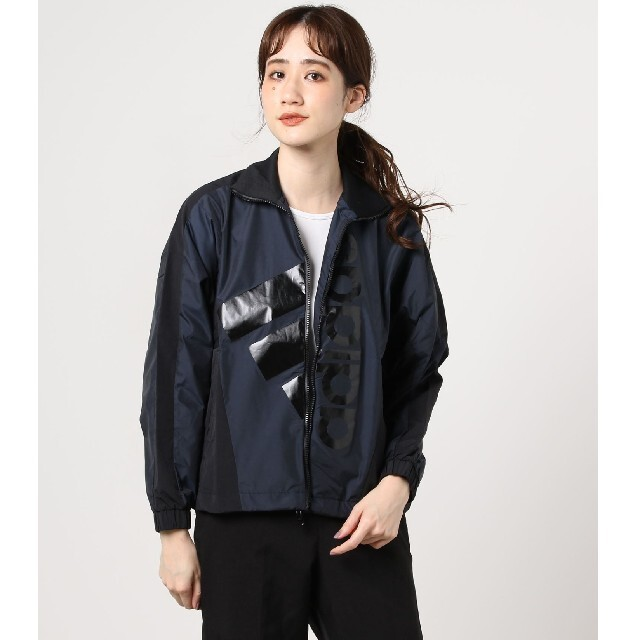 adidas(アディダス)のアディダス ジャケット レディースのジャケット/アウター(ナイロンジャケット)の商品写真