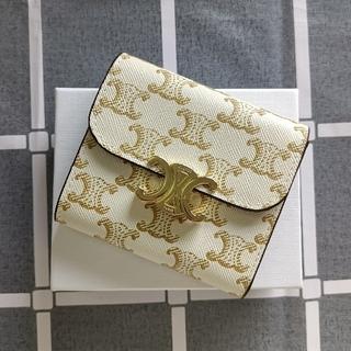 celine - 素敵☆コインケース♥セリーヌ 財布 三つ折り