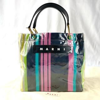 Marni - ☆ラスト一点☆【新品】Marni マルニ Glossy Grip トートバッグ