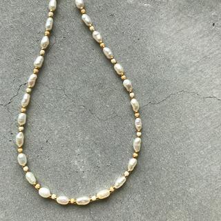 プラージュ(Plage)のhandmade accessory 301(ネックレス)