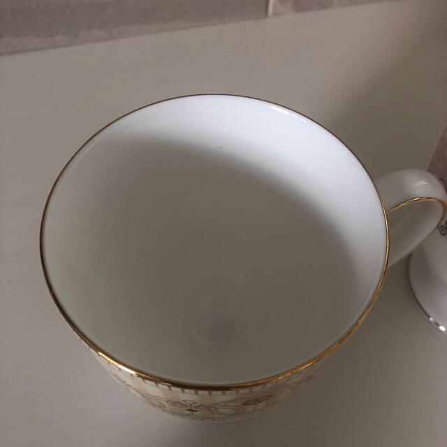 WEDGWOOD(ウェッジウッド)の新品!WEDGWOOD ウェッジウッド アレクサンドラ シャンパン マグ ペア インテリア/住まい/日用品のキッチン/食器(グラス/カップ)の商品写真