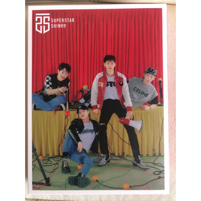 SHINee SUPER STAR CD アルバム 生産限定盤A エンタメ/ホビーのCD(K-POP/アジア)の商品写真