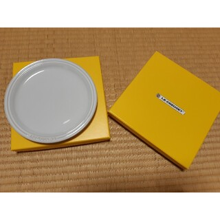 ルクルーゼ(LE CREUSET)のLE CREUSET 二枚セット(食器)