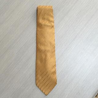 ARMANI COLLEZIONI -  ARMANI COLLEZIONI ゴールド ネクタイ
