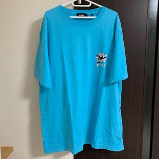 エクストララージ(XLARGE)のXLARGE Tシャツ 91BALL TEE ライトブルー(Tシャツ/カットソー(半袖/袖なし))