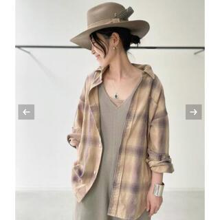 L'Appartement DEUXIEME CLASSE - 【REMI RELIEF/レミレリーフ】Check Shirt