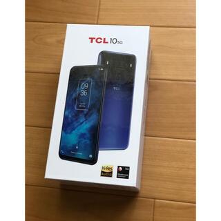 ANDROID - TCL - 10 5G simフリースマートフォン