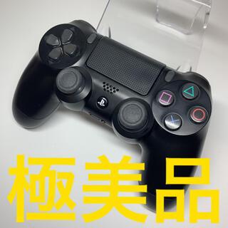 PlayStation4 - 極美品 SONY PS4 純正 コントローラー DUALSHOCK4 ブラック