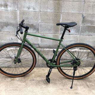 MARIN NICASIO SE クロスバイク MatOlive 54(自転車本体)