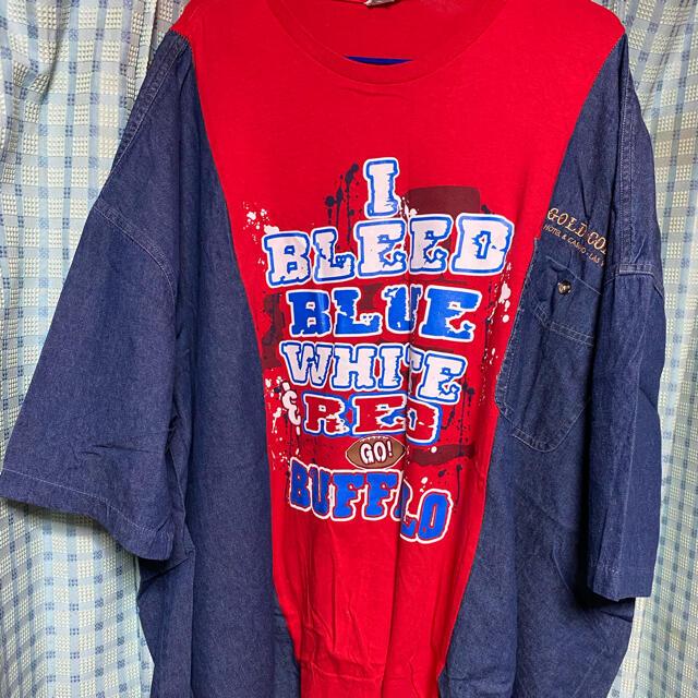 古着 Tシャツ レディースのトップス(Tシャツ(長袖/七分))の商品写真