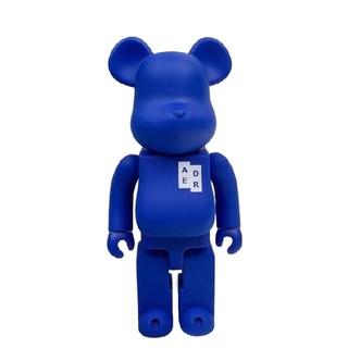 BE@RBRICK 400%積木熊暴力熊フィギュア人形(その他)