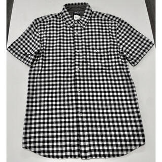 STUSSY - 新品! ステューシー  半袖 ネルシャツ
