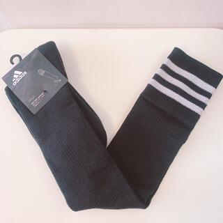 adidas - adidas ゴルフ用  二ーハイソックス color black