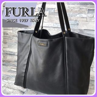 Furla - ◇ ◆Furla フルラ レザートートバッグ レディース ブラック ショルダー
