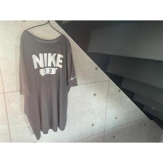 NIKE - NIKE ヴィンテージ ナイキ ビッグシルエット 半袖 Tシャツ ビッグロゴ