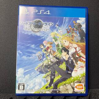 BANDAI NAMCO Entertainment - ソードアート・オンライン ホロウリアリゼーション PS4