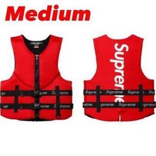 シュプリーム(Supreme)のSupreme o'Brien Life Vest ライフジャケットMサイズ(ウエア)
