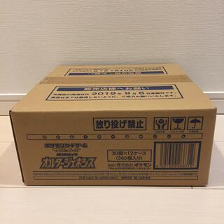 ポケモン(ポケモン)の新品 サン&ムーン 拡張パック オルタージェネシス 12box カートン ポケカ(Box/デッキ/パック)
