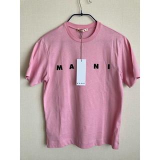 Marni - MARNI KIDS ロゴ Tシャツ 12y