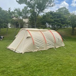 ドッペルギャンガー(DOPPELGANGER)のカマボコテント 2 dod テント ドッペルギャンガー セット(テント/タープ)