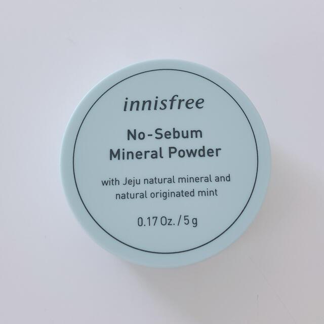 Innisfree(イニスフリー)のイニエスフリー ミネラルパウダー コスメ/美容のベースメイク/化粧品(フェイスパウダー)の商品写真