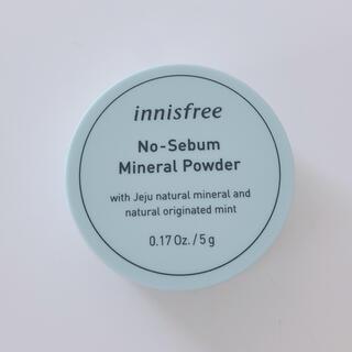 Innisfree - イニエスフリー ミネラルパウダー