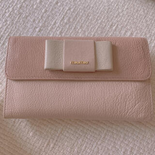 miumiu - miumiu マドラスリボン 二つ折り財布 超レア品
