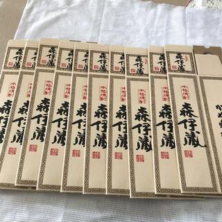 新品 森伊蔵の化粧箱 1800ml用 10箱セット(焼酎)