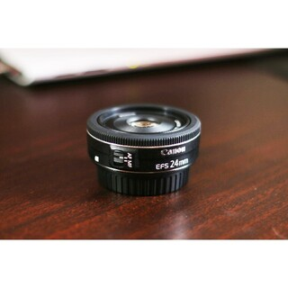 Canon - Canon EF-S24mm F/2.8 STM