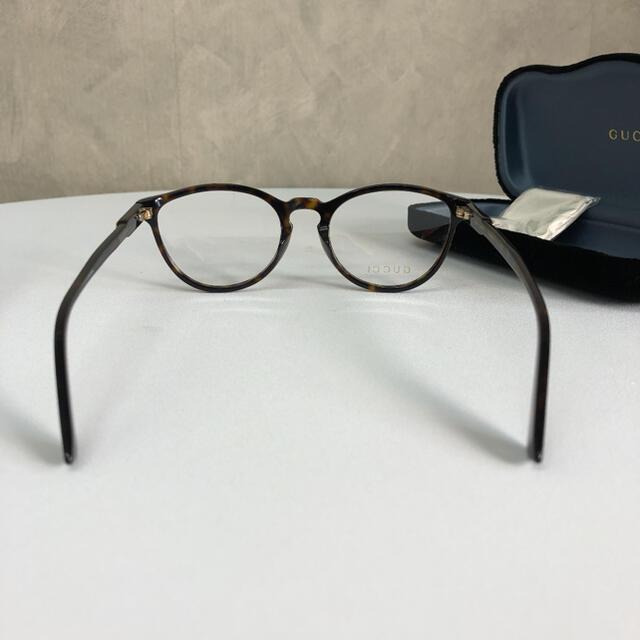 Gucci(グッチ)のGUCCI グッチメガネ 眼鏡 レディースのファッション小物(サングラス/メガネ)の商品写真