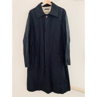 FRANK LEDER - FRANK LEDER Washed Cotton Coat