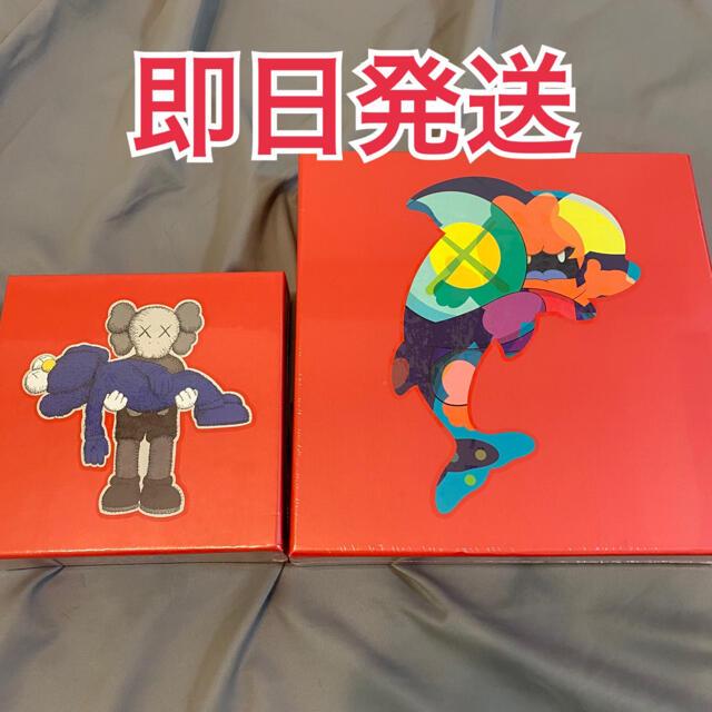 Kaws Tokyo First ジグゾーパズル 2種セット エンタメ/ホビーのフィギュア(その他)の商品写真