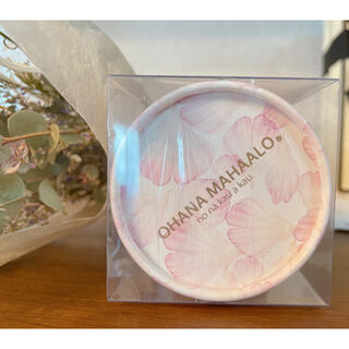 CANMAKE - 【新品未開封】入手困難限定品 オハナ・マハロ ボディーパウダー パフューム