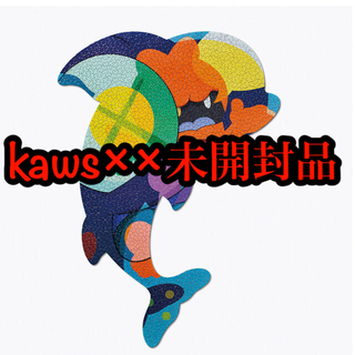 KAWS TOKYO FIRST パズル 1000ピース カウズ