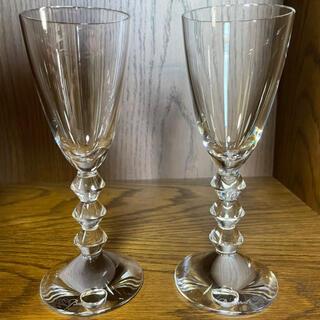 Baccarat - ペアグラス ワイングラス