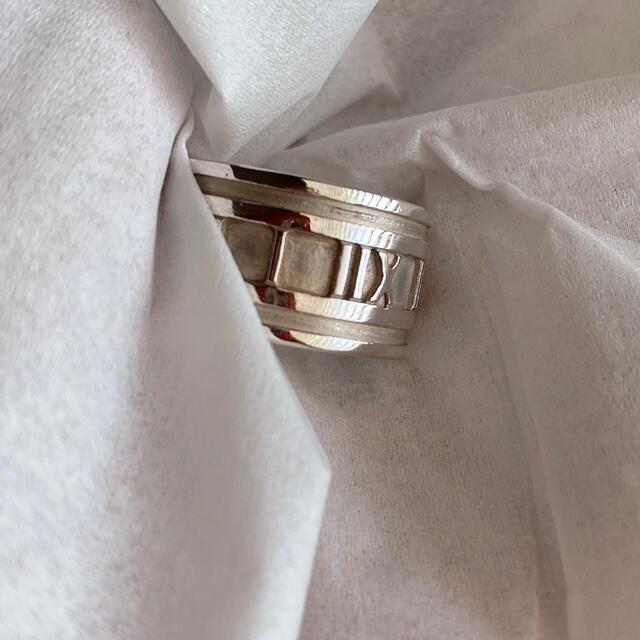 Tiffany & Co.(ティファニー)のティファニー   アトラス ワイドリング レディースのアクセサリー(リング(指輪))の商品写真