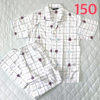 ボーイズ  半袖パジャマ 上下セット 140(パジャマ)